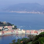 Sestri Levanti from the trail