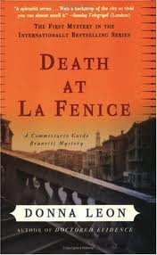 Donna Leon's First Mystery