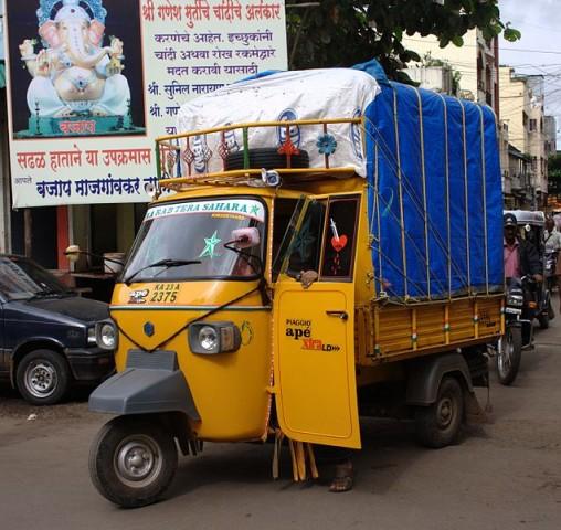 India Ape