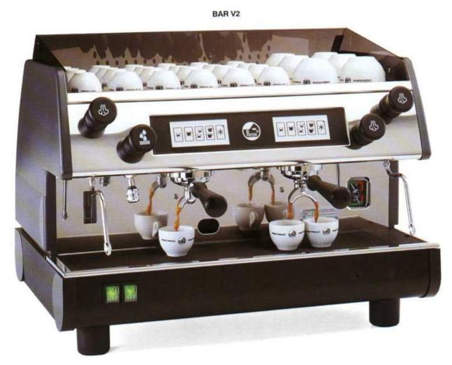 St Joseph Hospital: Espresso Machines