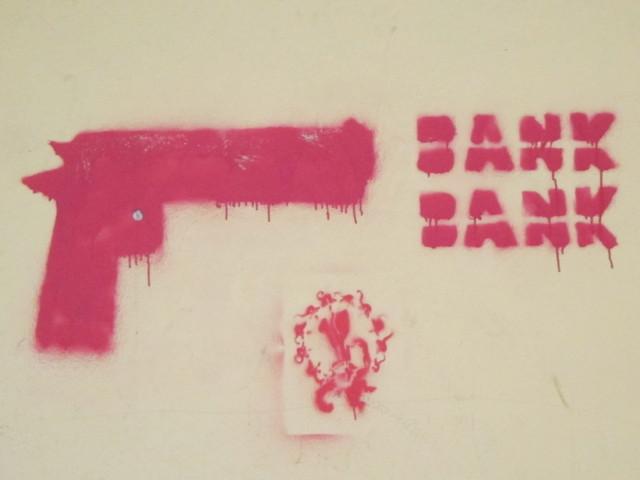 I really liked this graffiti