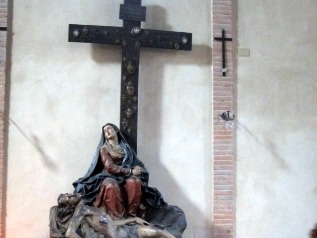 Sculpture in the same church