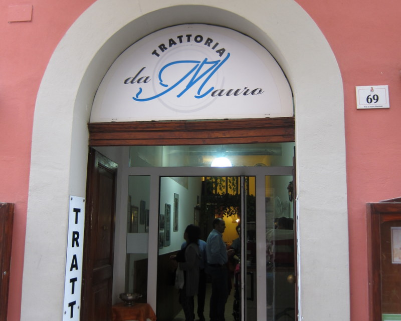 Mauro's place