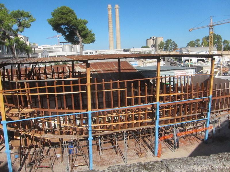 Building a big wooden boat