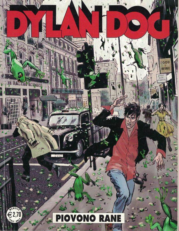 "Dylan Dog - ""Raining Frogs"""