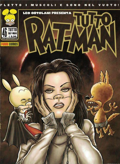 Ratman in love (sort of)
