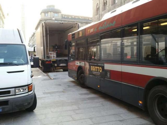 Autobus oops