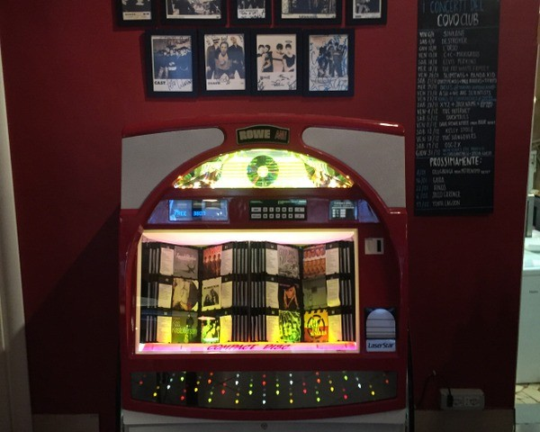 The Jukebox at Jukebox Cafe