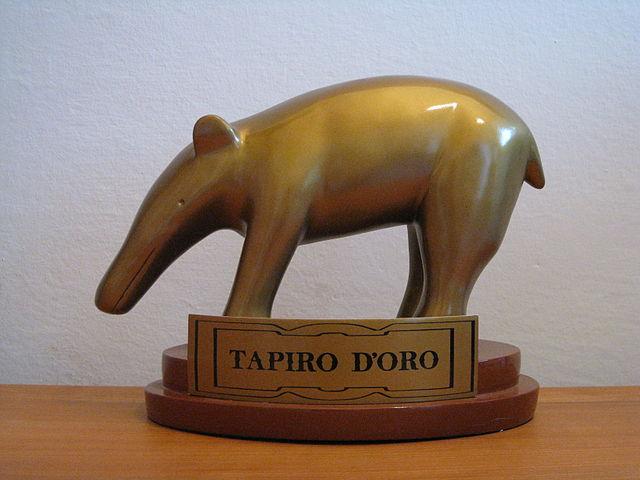 The Golden Tapir award