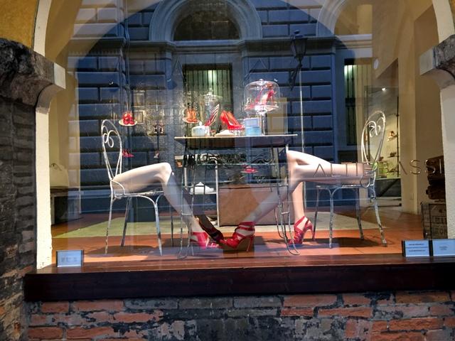 Interesting shop window