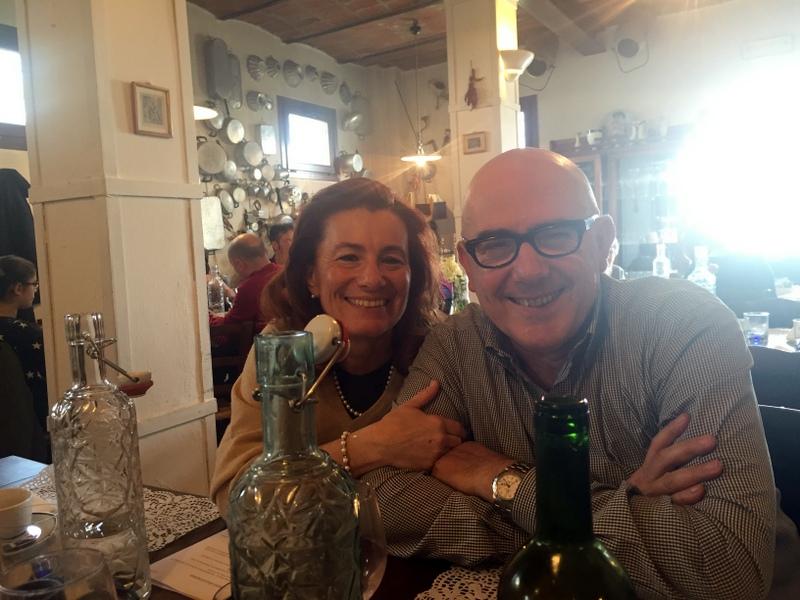 Gaudio and Sandra