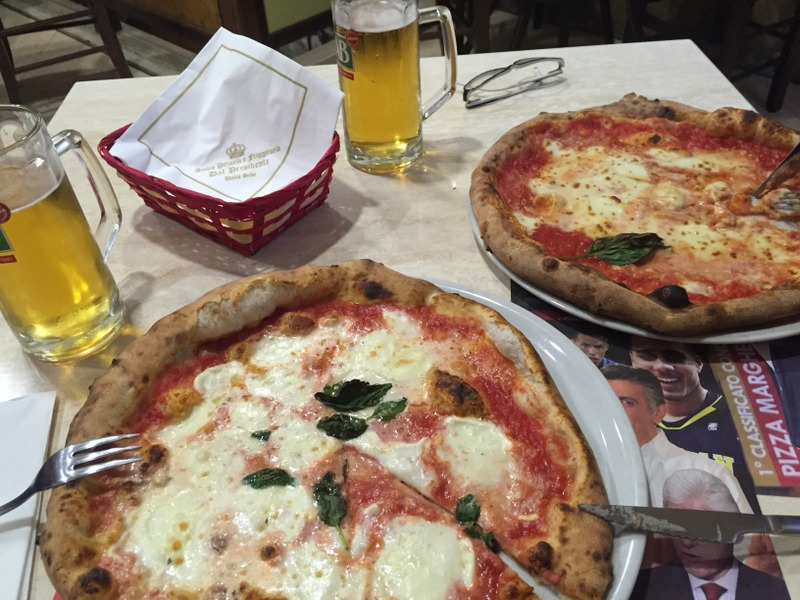 The best pizza is in Napoli