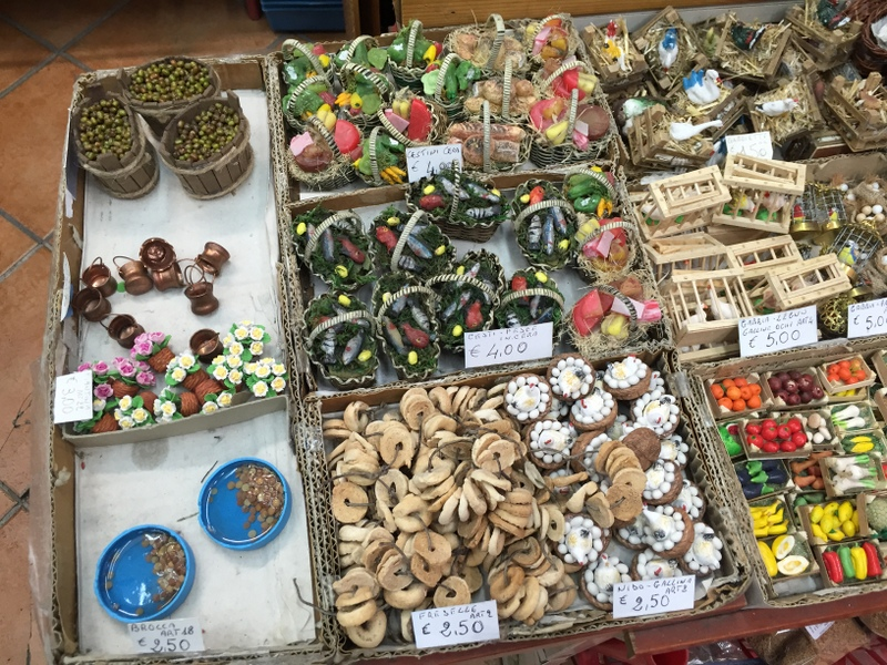 Miniatures seem very popular here