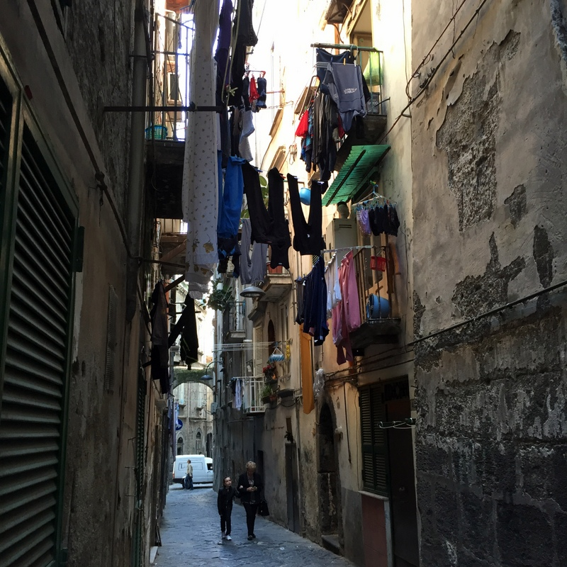 And of course there is laundry