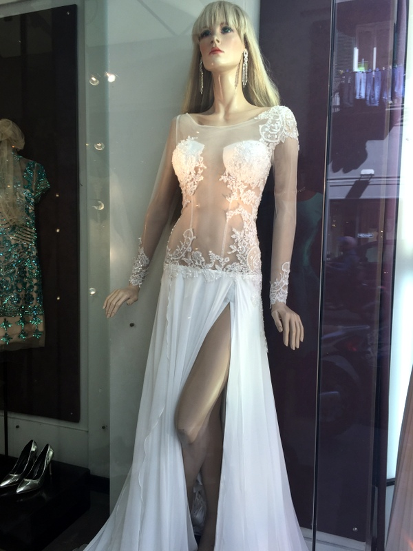 Wedding dress?!